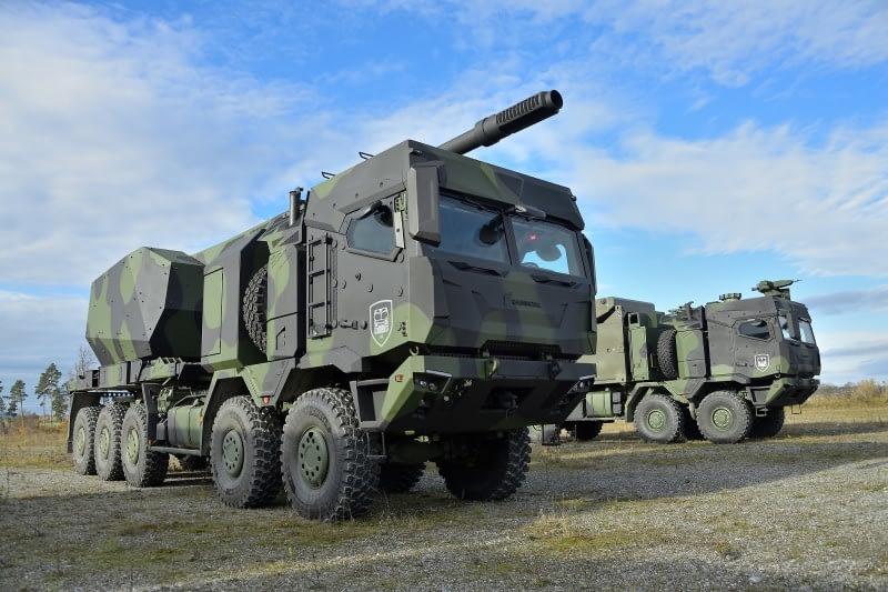 Weltpremiere: Rheinmetall stellt neue HX3 Generation vor