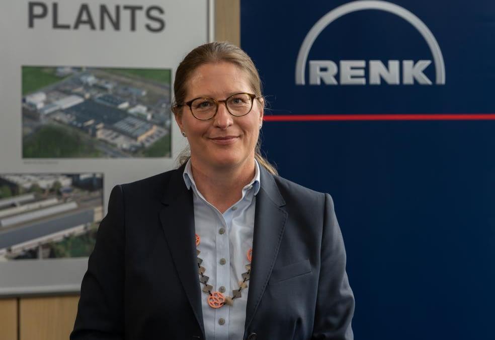Führungswechsel bei RENK