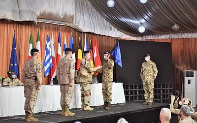 Kommandowechsel an der Spitze der EUTM Mali
