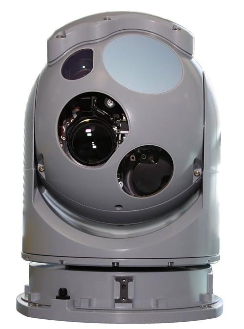 WESCAM MX-10MS – maritimes, optisches Aufklärungssystem