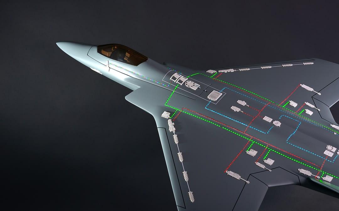 Liebherr bietet Systeme für die nächste Generation von Kampfflugzeugen an
