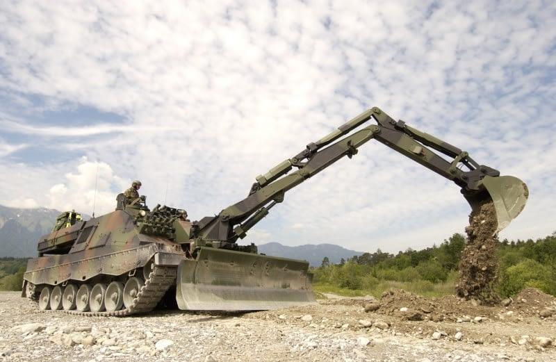 Kodiak wird neuer Pionierpanzer der Bundeswehr