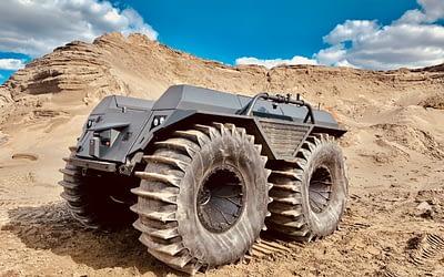 Rheinmetall stellt Mission Master XT vor, eine neue Klasse seiner autonomen UGV-Familie