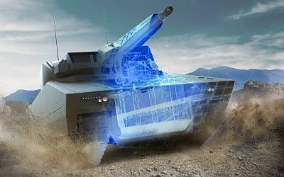 Rheinmetalls Optionally Manned Fighting Vehicle-Konzept kommt in engere Auswahl der U.S. Army