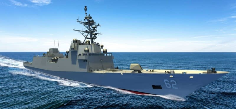 Rolls-Royce liefert mtu-Gensets für Fregatten der U.S. Navy