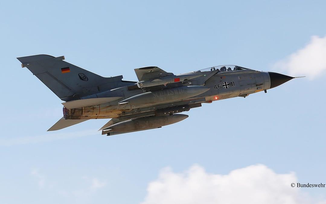 Saab modernisiert Selbstschutzsystem deutscher Tornados