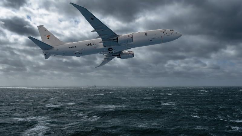 Boeing, ESG und Lufthansa Technik geben Kooperation für potenzielle Unterstützung einer deutschen P-8A Poseidon-Flotte bekannt
