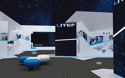 LITEF goes digital – mit virtuellem Showroom