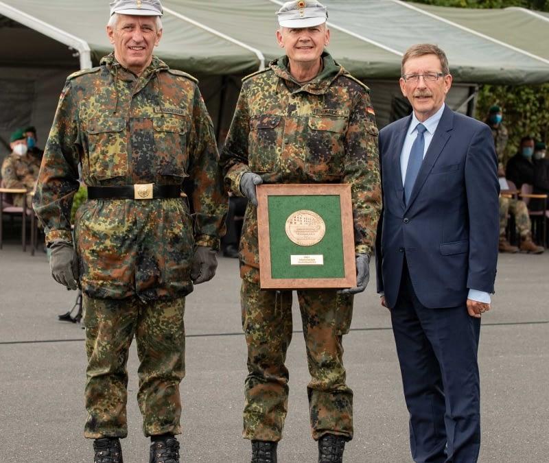 """General-Kießling-Preis"" an Infanterieschule verliehen"