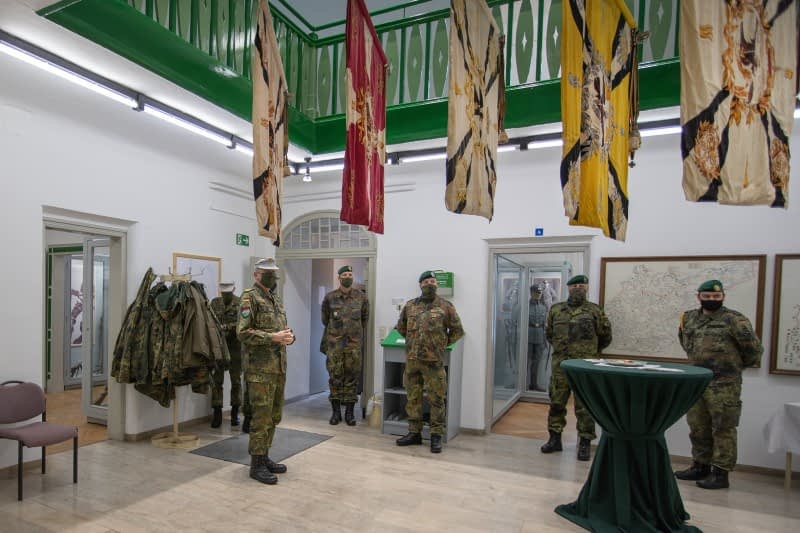 Lehrsammlung Infanterie erstrahlt in neuem Glanz