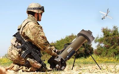 Loitering Munitions Systeme als Panzerabwehr der Zukunft?