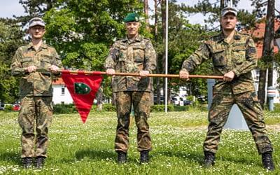 Unteroffizierausbildung der Heeresinfanterie hat neuen Chef