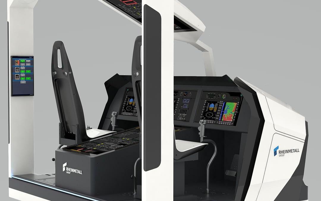Rheinmetall liefert digitalen Klassenraum für NH90 Sea Lion