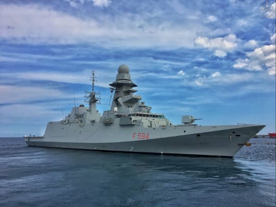 Indonesien bestellt acht Fregatten bei FINCANTIERI
