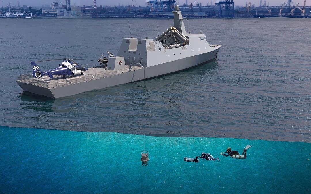 DSIT liefert Anti-Kampfschwimmer system an ein NATO-Land