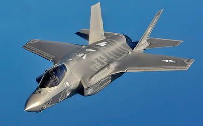 Air2030: Bundesrat beschließt Beschaffung von 36 Kampfflugzeugen des Typs F-35A
