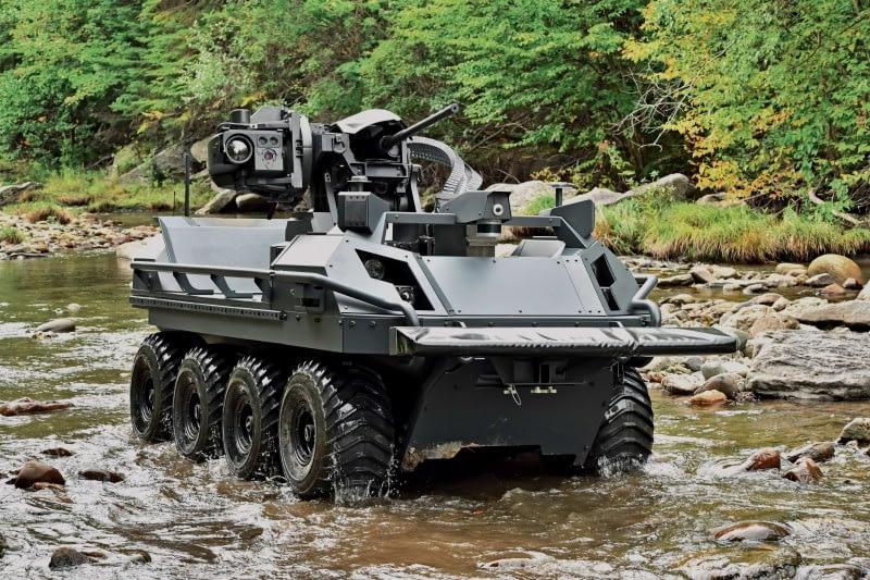 Britische Streitkräfte ordern vier weitere Robotik-Fahrzeuge