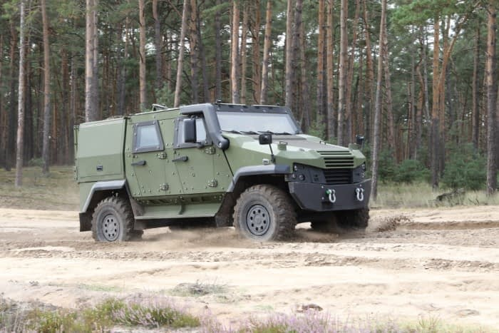 Dänemark Beschafft 56 Patrouillen- und ein offenes Aufklärungsfahrzeug Eagle 4×4