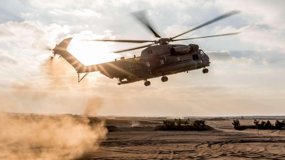 Modernisierung des Selbstschutzsystems der CH-53GS/GE