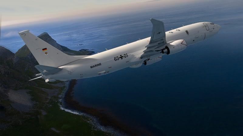 Bundesrepublik Deutschland kauft fünf P-8A Poseidon