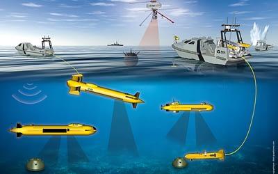 ECA GROUP beginnt Montage der Minenabwehrschiffe der lettischen Marine