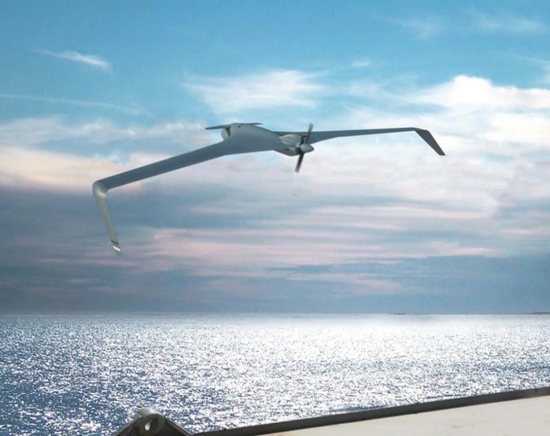 UAS Orbiter 4 für maritime Patrouilleneinsätze vorgestellt