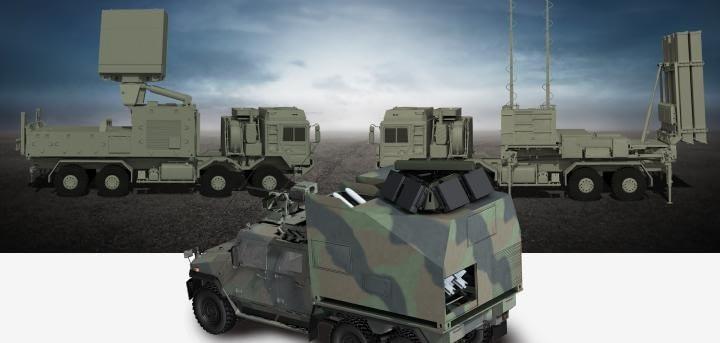Luftverteidigungssystem: Rheinmetall, Diehl und Hensoldt treten gemeinsam an